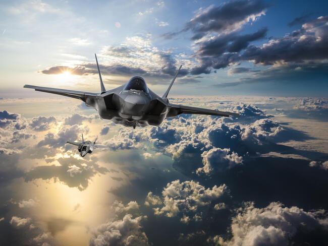 10 کشور برتر دنیا در نیروی هوایی