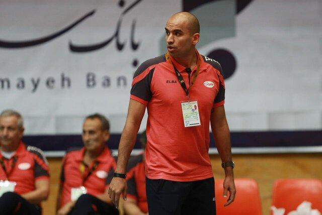 محمدی راد: عطایی نباید برای بازیکن ما خط و نشان بکشد