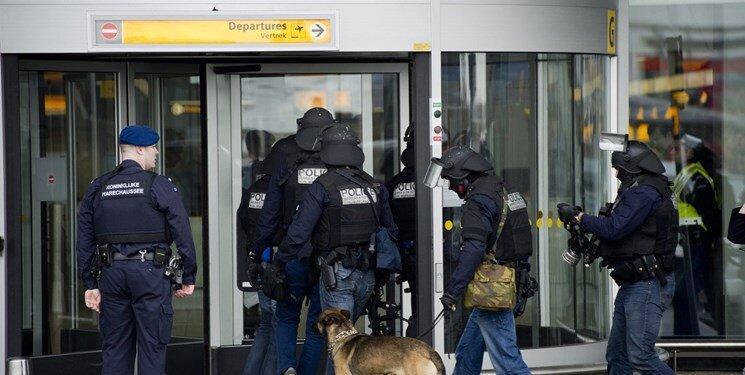 هلند امنیتی شد، هشدار برای هواپیما ربایی