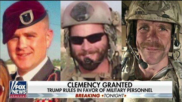 دوسرباز جرایم جنگی افغانستان توسط ترامپ عفو شدند