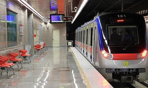 ساخت قلب محرک واگن مترو به دانش بنیان های ایرانی سپرده شد