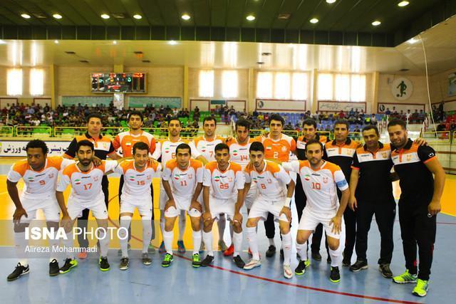 حریفان مس در جام باشگاه های فوتسال آسیا تعیین شدند