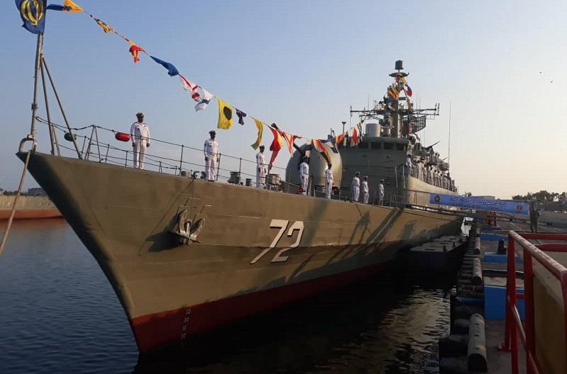 آئین الحاق شناور های سطحی و زیرسطحی به منطقه یکم نیروی دریایی ارتش