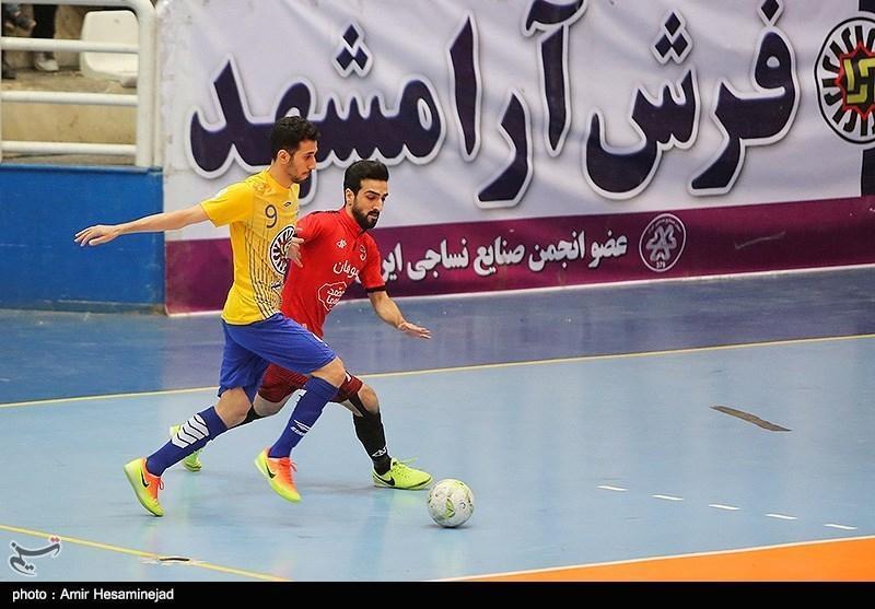 لیگ برتر فوتسال، توقف خانگی سوهان محمدسیما و فزونی ارژن در آغاز هفته بیستم