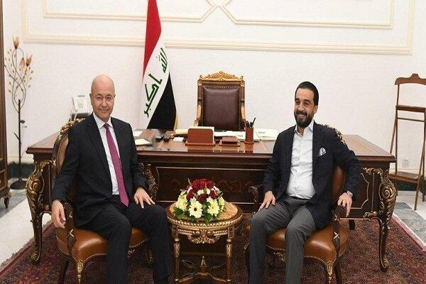 صالح از حلبوسی خواست که ائتلاف بزرگ مجلس را تعیین کند