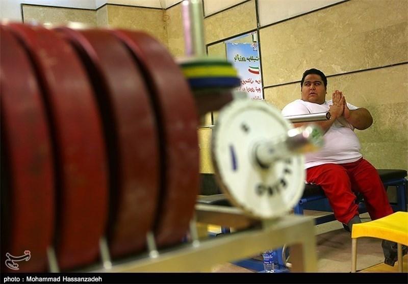 جای خالی سیامند رحمان در اردوی تیم ملی وزنه برداری معلولان