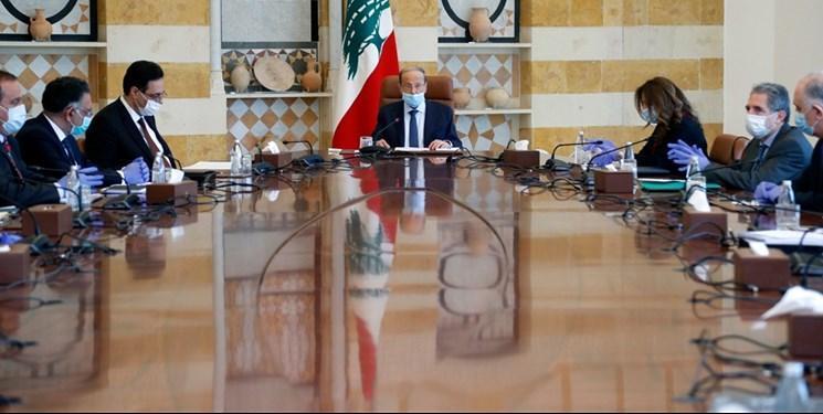تأکید رئیس جمهور و نخست وزیر لبنان بر ضرورت مقابله با فساد در این کشور