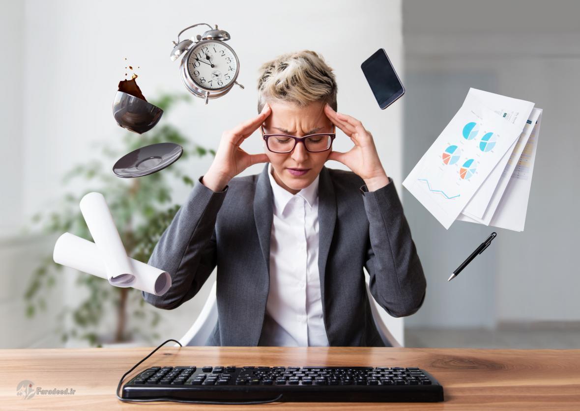 راه های مقابله با استرس ونگرانی؛ چگونه استرس خود را مدیریت کنیم؟