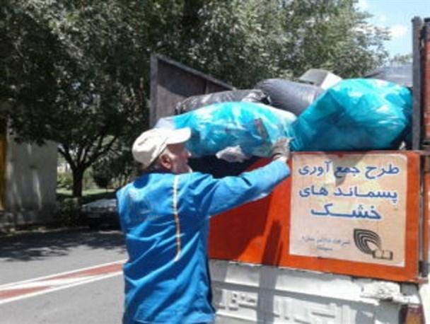 کسر حقوق کارگران تفکیک پسماند در دوران کرونا از مبلغ قرارداد پیمانکاران با مناطق