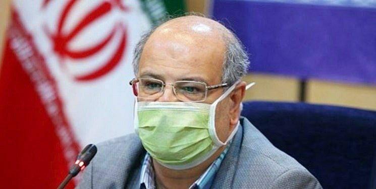 زالی: شرایط استان تهران نگران کننده است ، ماسک می تواند ایمنی کاذب هم ایجاد کند