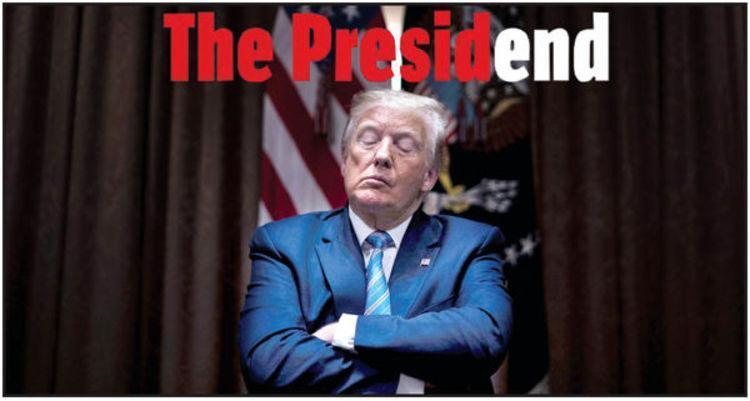 پیش بینی اشپیگل از سرنوشت ترامپ