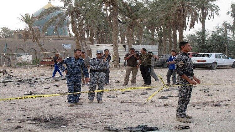 خبرنگاران انفجار در غرب عراق جان سه کودک را گرفت