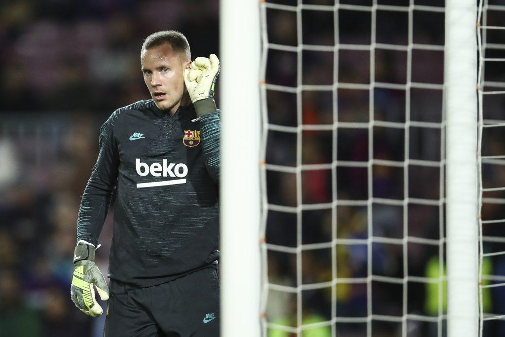 توافق بارسلونا با دروازه بان آلمانی