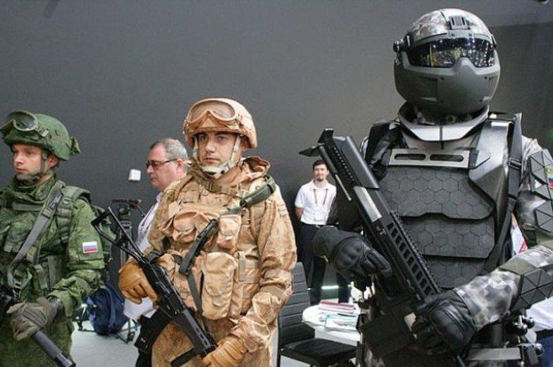 روبات ها بخشی از ارتش انگلیس می شوند