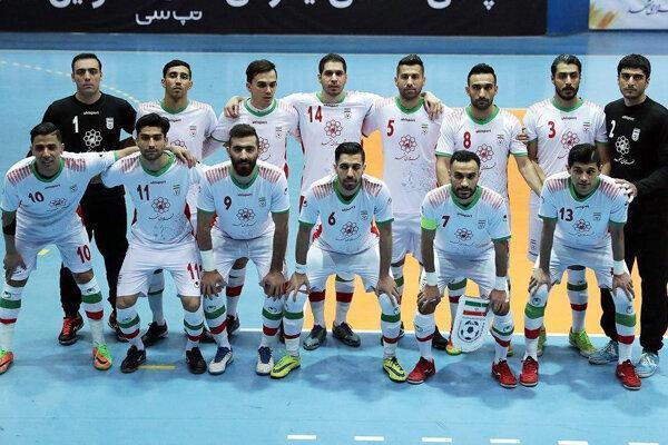 لیست 25 نفره تیم ملی فوتسال به AFC ارسال شد