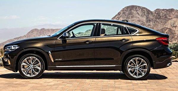 نگاهی بی ام و x6 مدل 2018 (BMW x6)