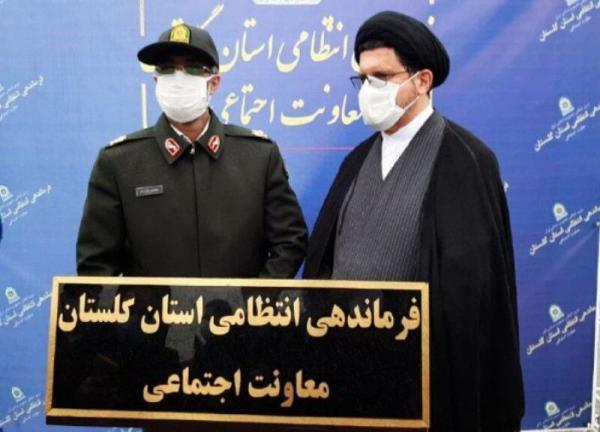 خبرنگاران پلیس گلستان آماده اجرای طرح ویژه نوروز است