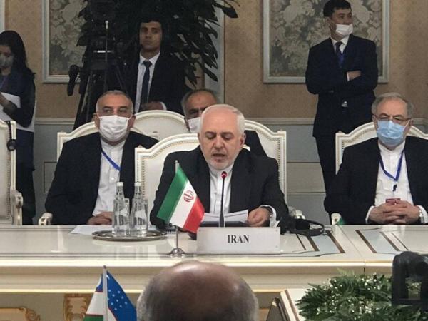 ظریف: تنها راه برقراری ثبات دائمی در افغانستان، گفت وگوهای بین الافغانی است