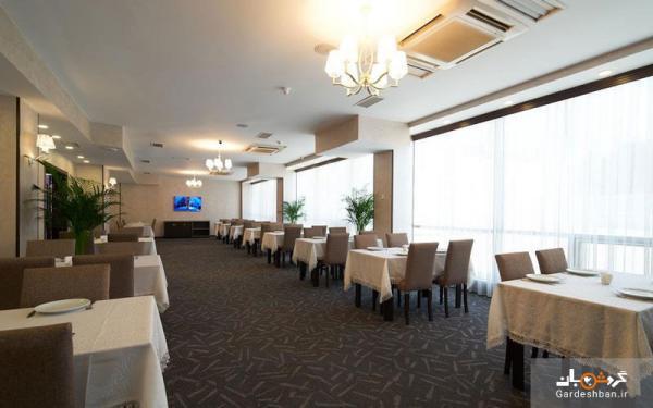 هتل کراس وی باکو، هتلی با امکانات خوب و هزینه متوسط، عکس