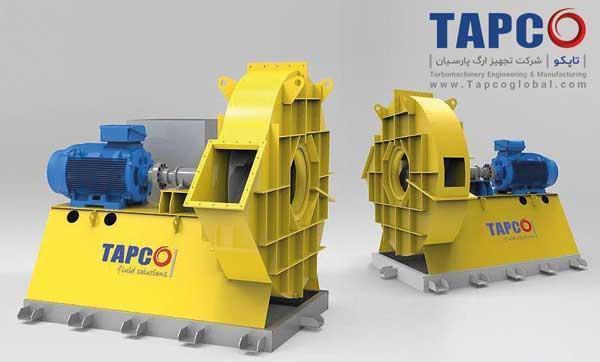رفع نیاز صنعت به تجهیزات دوار با تاپکو