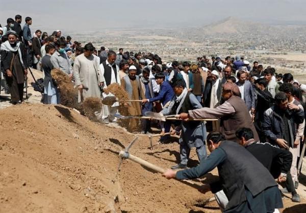 افغانستان، شهدای دبیرستان سیدالشهداء در کابل به 85 نفر افزایش یافت