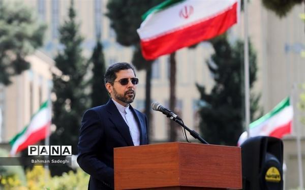 خطیب زاده: ایران از عراق باثبات و قوی حمایت می نماید