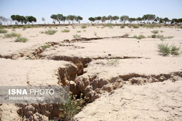 14 میلیون هکتار از عرصه های کشور در شرایط بحرانی فرسایش بادی